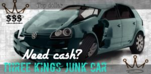 how much cash can i get for my junk car