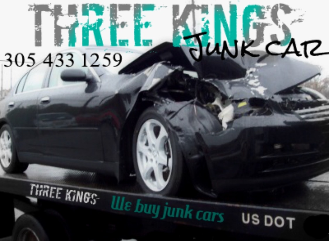 Cash for junk car in any condition. Top dollar paid on the spot!